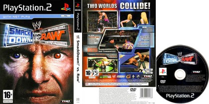 WWE SmackDown! vs. Raw 2005 (PAL EU NTSC-U US Eng Jap Kor) - Download ISO ROM (PS2)