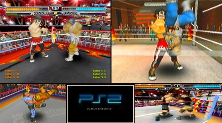 WWC: World Wrestling Championship (PAL EU Eng) - Download ISO ROM (PS2)