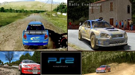 WRC: Rally Evolution - WRC 5 WT (Beta version) (PAL EU Eng) - Download ISO ROM (PS2)