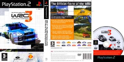 WRC 3 (PAL EU NTSC-J Eng Es De Fr Pt No It Fi Su) - Download ISO ROM (PS2)