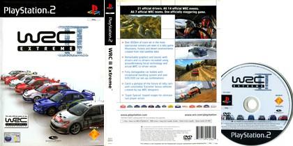 WRC II Extreme (PAL EU NTSC-J Eng De Fr It Es Pt Fi Su) - Download ISO ROM (PS2)