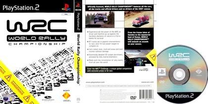 WRC: World Rally Championship (PAL EU NTSC-U US Eng Jap De Fr It Es Pt Fi Su) - Download ISO ROM (PS2)