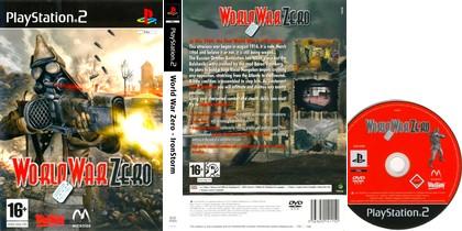 World War Zero: Iron Storm (PAL EU Eng It Fr De Es) - Download ISO ROM (PS2)