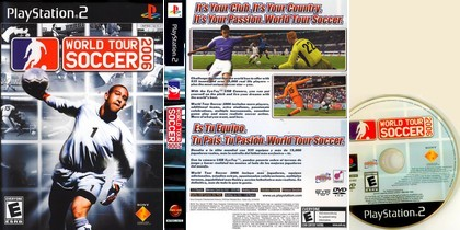 World Tour Soccer 2006 (NTSC-U US Eng Fr It Es) - Download ISO ROM (PS2)