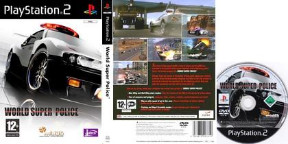 World Super Police (PAL EU NTSC-J Eng Jap) - Download ISO ROM (PS2)
