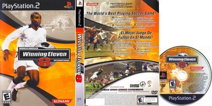 World Soccer Winning Eleven 8 International (NTSC-U US Eng Es) - Download ISO ROM (PS2)