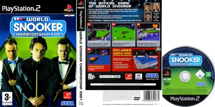 World Snooker Championship 2007 (PAL EU Eng) - Download ISO ROM (PS2)