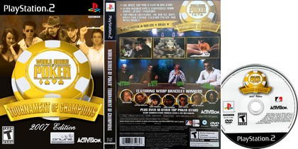 World Series of Poker: Tournament of Champions 2007 Edition (NTSC-U US PAL EU Eng) - Download ISO ROM (PS2)