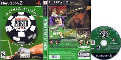 World Series of Poker (NTSC-U US PAL EU Eng) - Download ISO ROM (PS2)