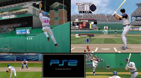 World Series Baseball 2K3 (NTSC-U US Eng) - Download ISO ROM (PS2)