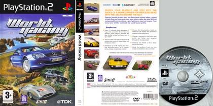 World Racing - Mercedes-Benz (PAL EU Eng It De Fr Es) - Download ISO ROM (PS2)