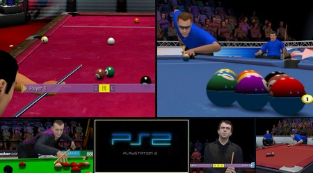 World Pool Championship 2007 (PAL EU Eng) - Download ISO ROM (PS2)