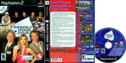 World Poker Tour (NTSC-U US PAL EU Eng De Fr) - Download ISO ROM (PS2)