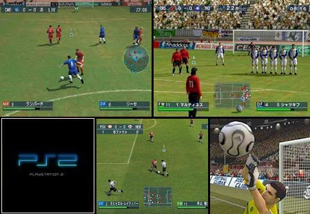 World Football Climax (J) - Download ISO ROM (PS2)