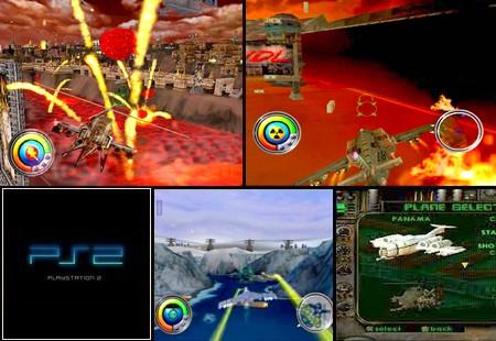 World Destruction League: WarJetz (PAL EU Eng Fr It De Es) - Download ISO ROM (PS2)