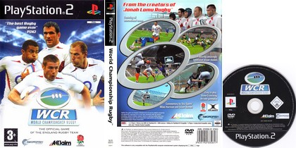 World Championship Rugby (PAL EU Eng Fr) - Download ISO ROM (PS2)