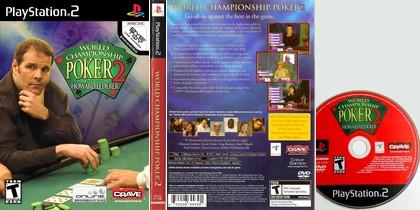 World Championship Poker 2: Featuring Howard Lederer (NTSC-U US PAL EU Eng Es It Fr De) - Download ISO ROM (PS2)