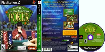 World Championship Poker (NTSC-U US PAL EU Eng It Es De Fr) - Download ISO ROM (PS2)