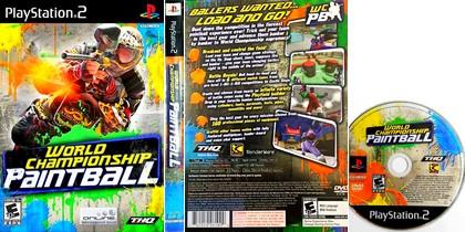 World Championship Paintball (NTSC-U US Eng) - Download ISO ROM (PS2)