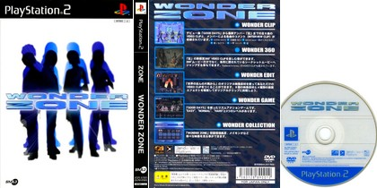 Wonder Zone (J) - Download ISO ROM (PS2)