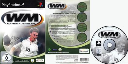 WM Nationalspieler (PAL EU Ger De) - Download ISO ROM (PS2)