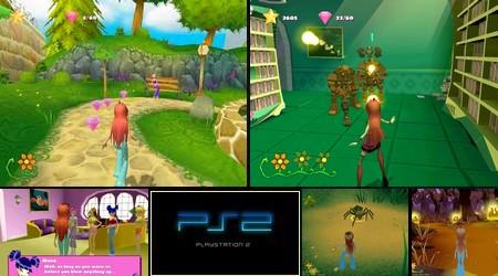Winx Club (PAL EU Eng Fr Es De It) - Download ISO ROM (PS2)