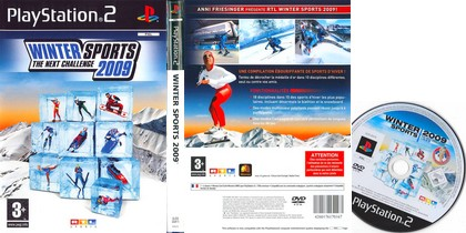 Winter Sports 2009: The Next Challenge (PAL EU Eng Fr Ger De) - Download ISO ROM (PS2)