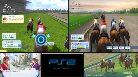 Winning Post World 2010 (J) - Download ISO ROM (PS2)