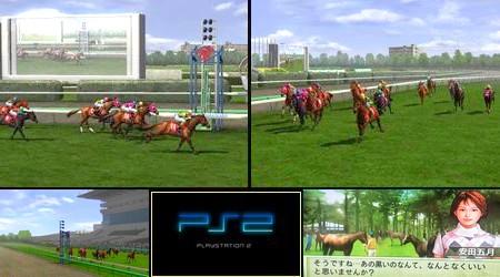 Winning Post 7 Maximum 2007 (J) - Download ISO ROM (PS2)
