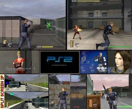 WinBack: Covert Operations (NTSC-U US Eng) - Download ISO ROM (PS2)