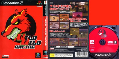Wild Wild Racing (NTSC-U US NTSC-J PAL EU Jap Eng Fr Es De It) - Download ISO ROM (PS2)