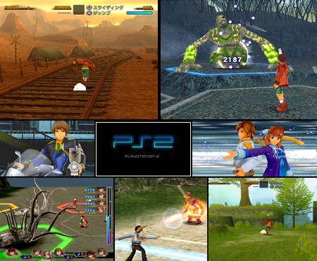 Wild Arms: The 4th Detonator (J) - Download ISO ROM (PS2)