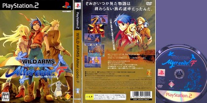 Wild Arms Alter Code: F (NTSC-U NTSC-J Jap US Eng) - Download ISO ROM (PS2)
