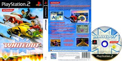 Whiteout (NTSC-U US PAL EU Eng Fr De) - Download ISO ROM (PS2)