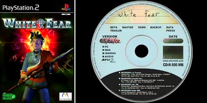 White Fear (Cancelled, Unreleased) (Beta) (PAL EU Eng) - Download ISO ROM (PS2)