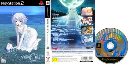White Clarity: And, the Tears Became You (J) - Download ISO ROM (PS2)