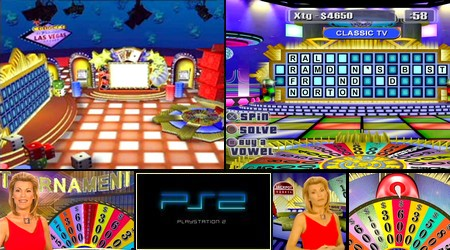Wheel of Fortune (NTSC-U US Eng) - Download ISO ROM (PS2)