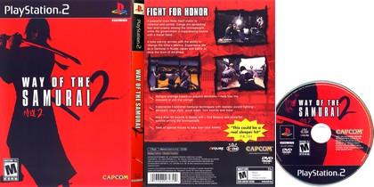 Way of the Samurai 2 (PAL EU NTSC-U US Eng De Ger Fr Jap) - Download ISO
