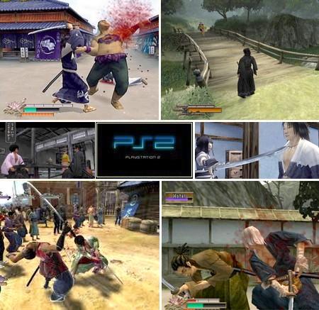 Way of the Samurai (NTSC-U US PAL EU Eng Fr De Ger Jap Kor) - Download ISO ROM (PS2)