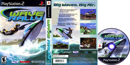 Wave Rally (NTSC-U/J US Eng Jap Kor) - Download ISO ROM (PS2)