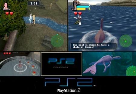 Water Horse: La Leggenda Degli Abissi (PAL EU Eng Ita) - Download ISO ROM (PS2)
