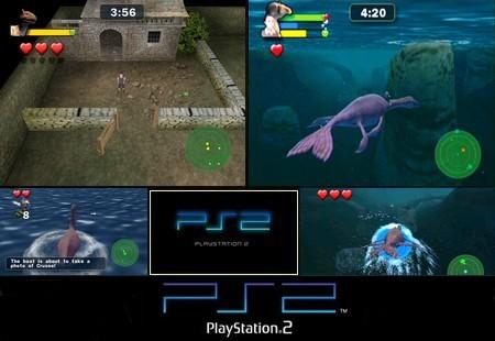 Water Horse: Legend of the Deep (Eng PAL EU Nl No Por Sv Fi Su Da) - Download ISO ROM (PS2)