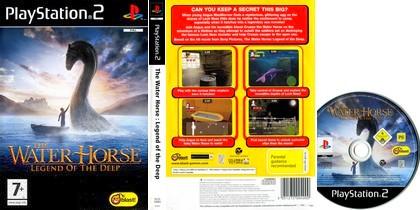 The Waterhorse: Legend of the Deep (PAL EU Eng Fr De Es It Nl Sv Da Fi No Pt) - Download ISO