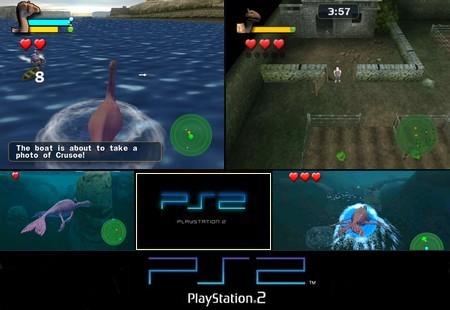 The Waterhorse: Legend of the Deep (PAL EU Eng Fr De Es It Nl Sv Da Fi No Pt) - Download ISO ROM (PS2)