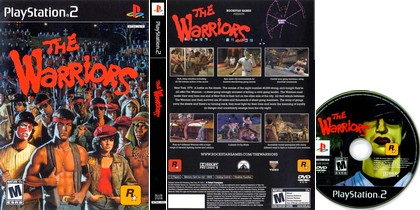 The Warriors (NTSC-U US PAL EU Eng Fr De Es It) - Download ISO