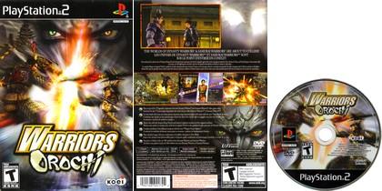 Warriors Orochi (NTSC-U US PAL EU Eng Fr De) - Download ISO ROM (PS2)
