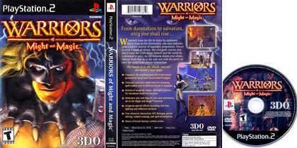 Warriors of Might and Magic (NTSC-U US PAL EU Eng It Fr Es De Jap) - Download ISO ROM (PS2)