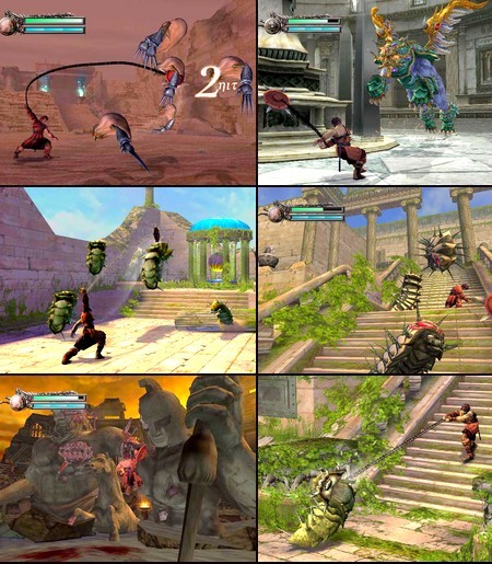 Warriors of the Argos (NTSC-J Chinese) - Download ISO ROM (PS2)
