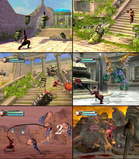 Warrior of Argus (NTSC-J Asia China) - Download ISO ROM (PS2)
