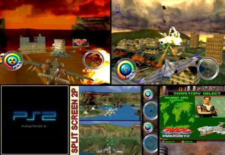 WarJetz (NTSC-U US Eng) - Download ISO ROM (PS2)